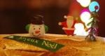 Karácsonyi francia kenyér (Fotó: pixabay.com)