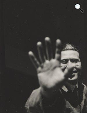 Moholy-Nagy László (1895-1946) fotográfus, képzőművész (Fotó: guggeinheim.org)