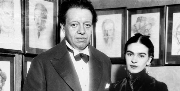 Diego Rivera világa