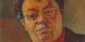 Diego Rivera (1886-1957): Önarckép, 1941 (Fotó: Wikiart)