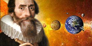 Johannes Kepler (1571-1630) matematikus, csillagász (Fotó: Wikipédia)