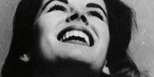 Oona O'Neill (1925-1991) író, Charlie Chaplin felesége (Fotó: listal.com)