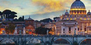 Pápai bazilikák, Róma (Fotó: Pannonia Entertainment)