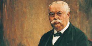 Dr. August Oetker (1862-1918) gyógyszerész, feltaláló (Fotó: Oetker KG)