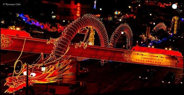 Kínai újév (holdújév vagy tavaszünnep), kakas éve (Fotó: Rosmary John)