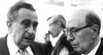 Teller Ede (1908-2003) atomfizikus és Wigner Jenő (1902-1995) Nobel-díjas fizikus (Fotó: Wikipédia)