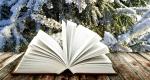 Könyv olvasása télen (Fotó: pixabay.com)