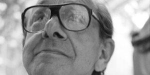 Kolozsvári Grandpierre Emil (1907-1992) író, műfordító, esszéista, 1989