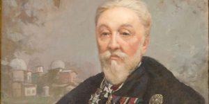 Konkoly-Thege Miklós (1842-1916) csillagász, akadémikus (Fotó: konkoly.hu)
