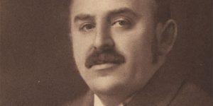 Lengyel Menyhért (1880-1974) író, publicista, színműíró (Fotó: OSZK)