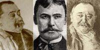 Mikszáth Kálmán (1847-1910) író, újságíró, szerkesztő, országgyűlési képviselő porték (Fotó: PIM, Cultura.hu)
