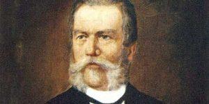 Bruck Lajos: Vajda János (1827-1897)  költő, hírlapíró, 1880 (Fotó: OSZK)