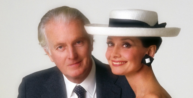 Ő Hubert de Givenchy