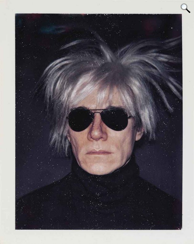 Andy warhol narck pe for Foto effetto andy warhol