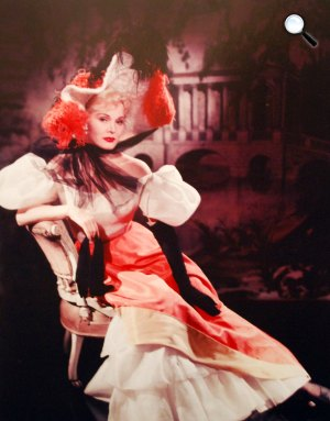John Huston: Moulin Rouge - Gábor Zsazsa, 1952