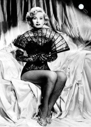 Gábor Zsazsa (1917-2016) színésznő (Fotó: listal.com)