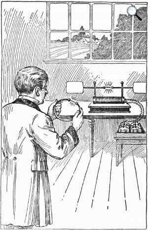 Heinrich Rudolf Hertz (1857-1894) fizikus (Fotó: Wikipédia) kísérlete
