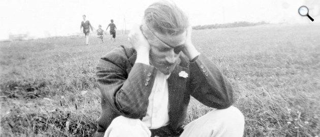 James Joyce (1882-1941) író (Fotó: jamesjoyceencyclopedia.com)