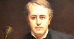 Thomas Alva Edison (1847-1931) feltaláló, tudós portréja (Fotó: Smithsonian Intézet/Wikipédia)