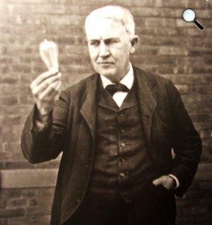 Thomas Alva Edison (1847-1931) feltaláló, tudós (Fotó: Wikipédia)