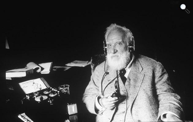 Alexander Graham Bell (1847-1922) a távbeszélő feltalálója (Fotó: Wikipédia)