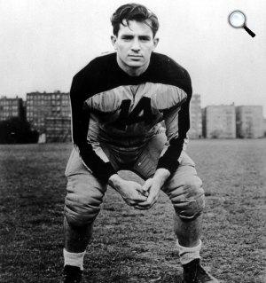 Jack Kerouac (1922-1969) író (Fotó: Babelio.com)