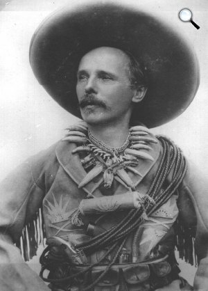 Karl May (1842-1912) író (Fotó: karl-may-haus.de)