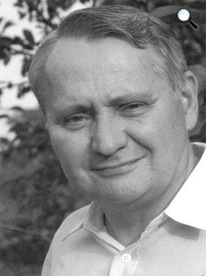 Kemény Gábor nyelvész (Fotó: TINTA Kiadó)