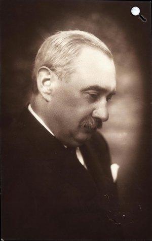 Krúdy Gyula (1878-1933) író, hírlapíró (Fotó: Tinta Kiadó)