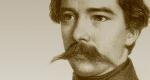Barabás Miklós: Arany János (1817-1882) költő, 1848 (Fotó: OSZK)