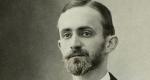 George Eastman (1854-1932) a celluloid film feltalálója, a Kodak megalapítója, 1890 (Fotó: eastman.org)