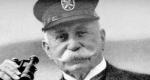 Ferdinand von Zeppelin, a nevét viselő léghajó tervezője (Fotó: Bundesarchiv, Bild)