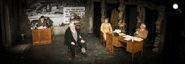 Ronald Harwood: Szembesítés, Karinthy Színház (Fotó: Nagy I. Dániel)