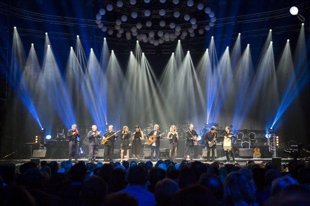 Sztevanovity Zorán koncertje, 2017 (MTI Fotó: Mohai Balázs)