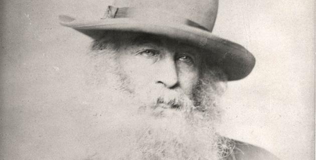 Walt Whitman világa