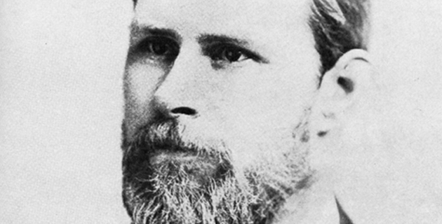 Bram Stoker, aki híressé tette Vlad Tepest