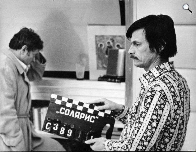 Andrej Tarkovszkij (1932-1986) filmrendező, forgatókönyvíró (Fotó: culture.ru)