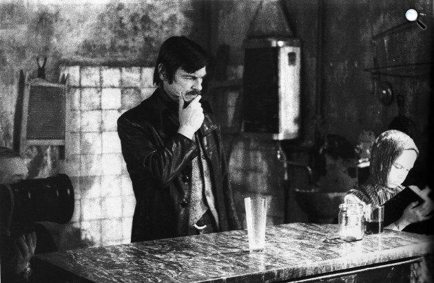 Andrej Tarkovszkij a Stalker forgatásán, 1979 (Fotó: culture.ru)