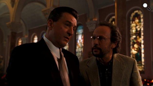 Csak egy kis pánik - Robert De Niro és Billy Crystal, 1999 (Fotó: listal.com)