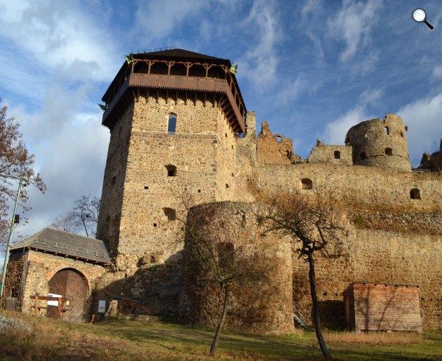 Füleki Vár, Vármúzeum (Fotó: palocut.hu)