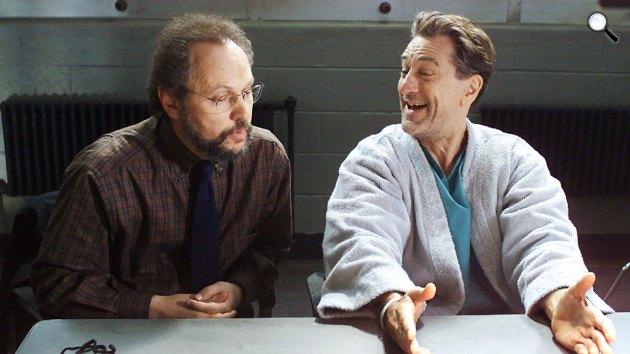 Még egy kis pánik - Robert De Niro és Billy Crystal, 2002 (Fotó: listal.com)