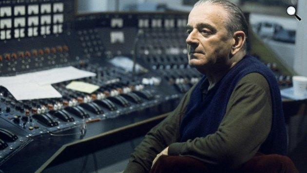 Rózsa Miklós (1907-1995) Oscar-díjas zeneszerző, karmester (Fotó: listal.com)
