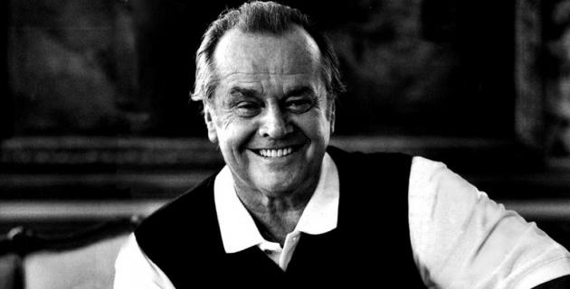 Jack Nicholson 80
