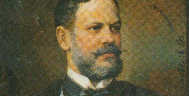 Baross Gábor, a vasminiszter
