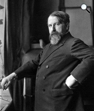Arthur Schnitzler (1862-1931) osztrák író, drámaíró (Fotó: babelio.com)