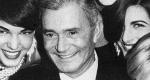 Vidal Sassoon (1928-2012) fodrászmester (Fotó: listal.com)