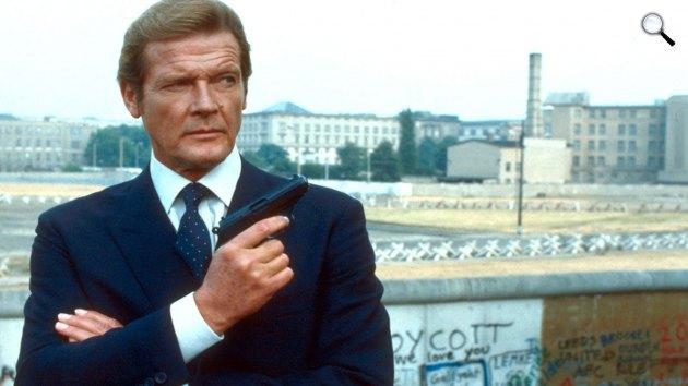 Octopussy James Bond 007 - Roger Moore, 1983 (Fotó: listal.com)