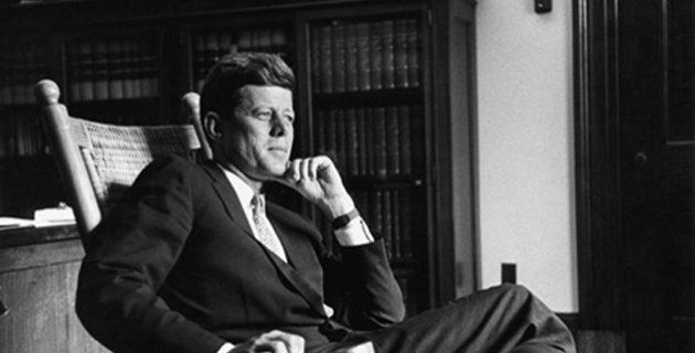 John Fitzgerald Kennedy 100