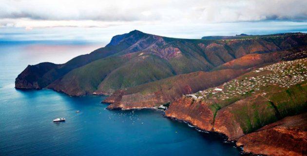 Szent Ilona szigete