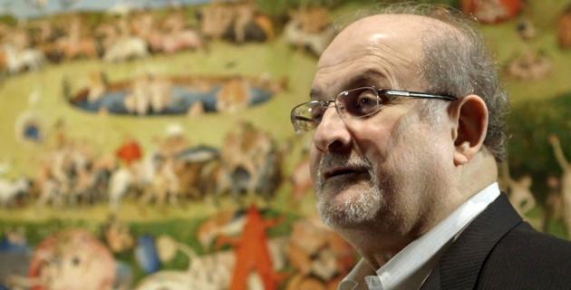 Salman Rushdie 70